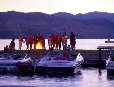 BoatFire