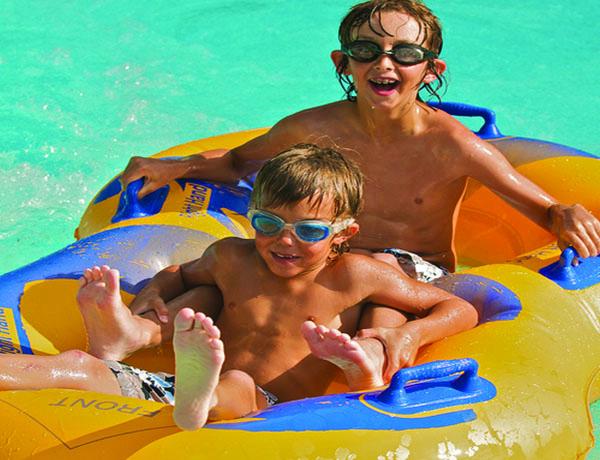 Memorial Weekend Slidewater Package