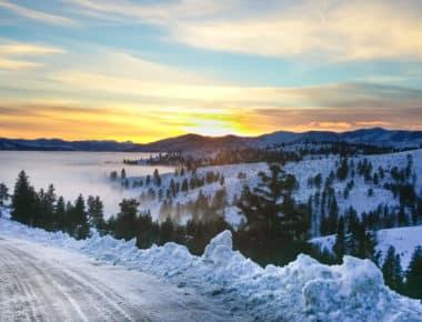 Echo Ridge Winter Package